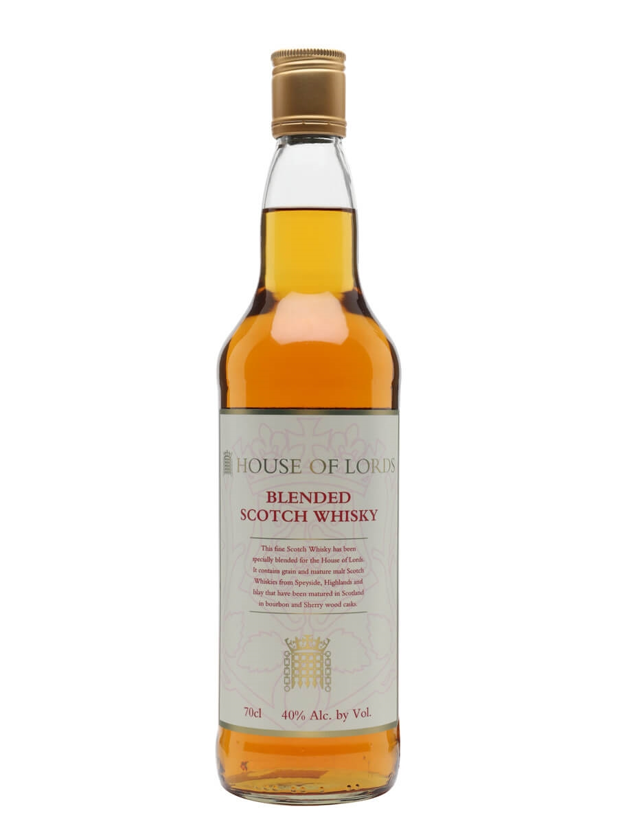 House of Lords Blended Scotch