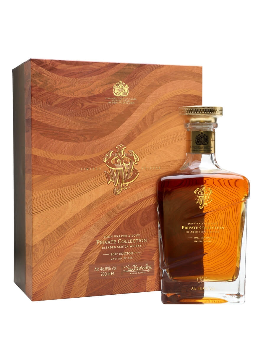 John Walker & Sons Private Collection / 2017 Edition
