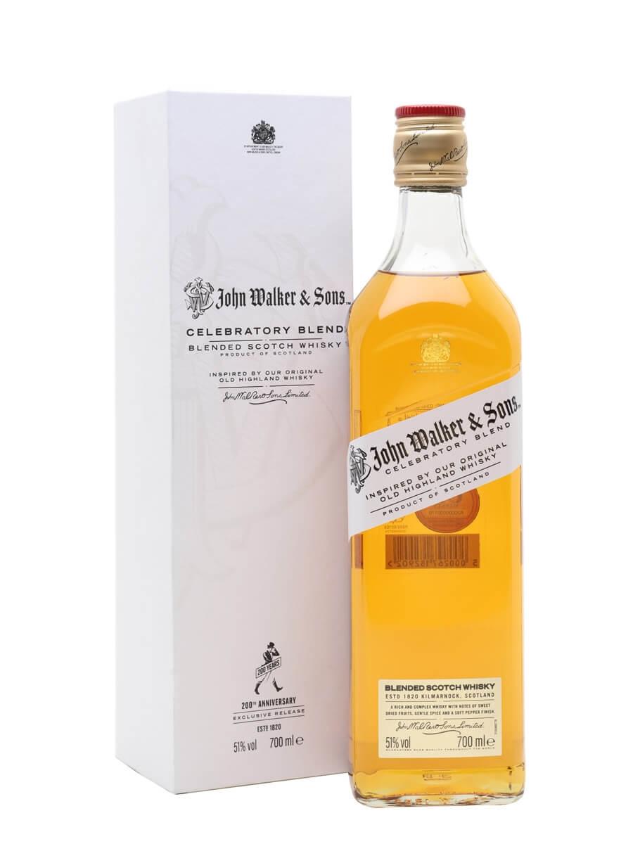 John Walker & Sons Celebratory Blend