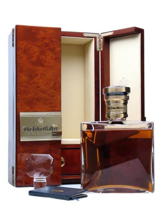 The John Walker / Baccarat Crystal Decanter