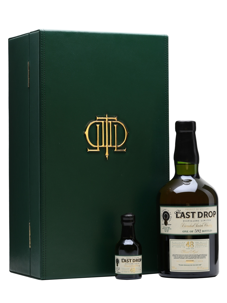 The Last Drop 48 Year Old + Miniature / Release No.4