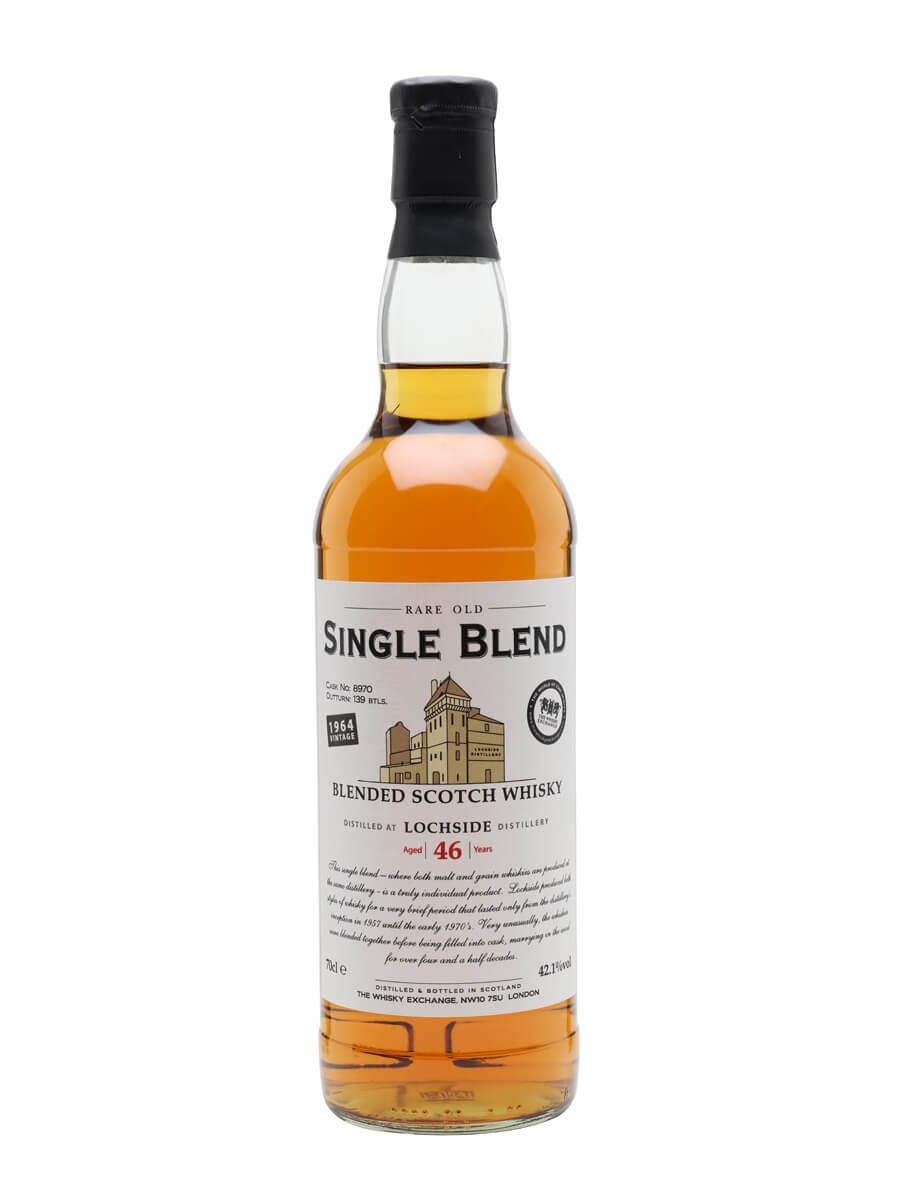 Lochside 1964 Single Blend / 46 Year Old