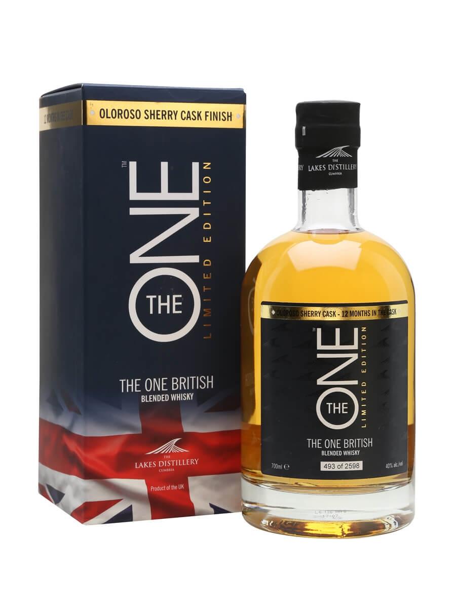 The One British Blended Whisky / Sherry Finish