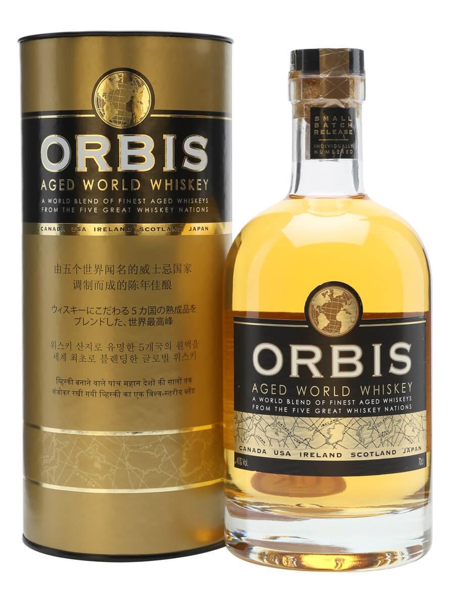 Orbis Aged World Whiskey