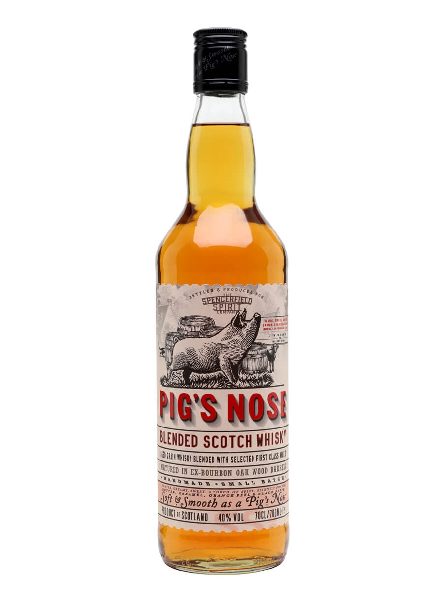 Review No.230. Pig's Nose