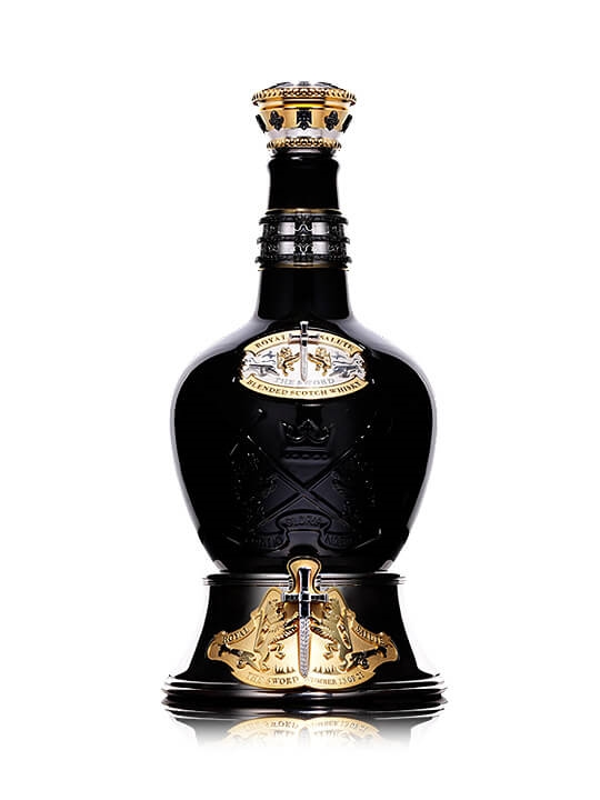 Royal Salute Tribute to Honour / 45 Year Old