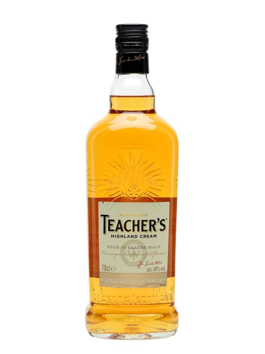 Review No.85. Teacher's Highland Cream