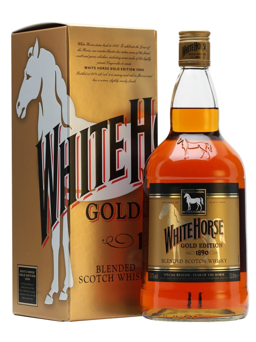 White Horse Blended Whisky : The Whisky Exchange