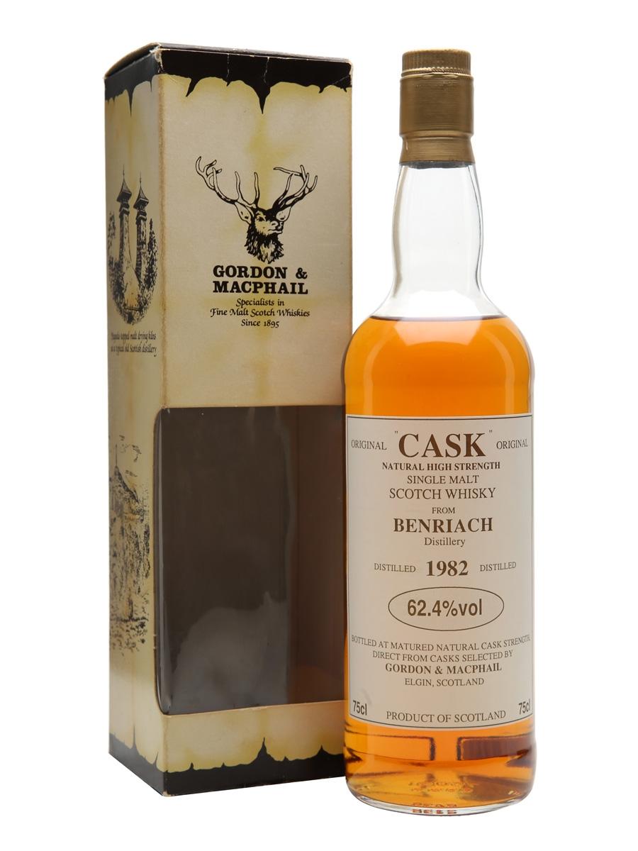 Benriach 1982 / Original Cask / Gordon & MacPhail