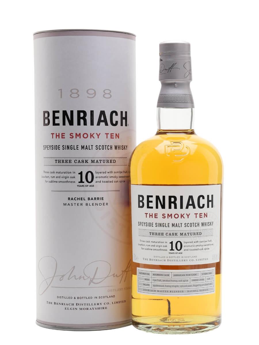 Benriach The Smoky Ten / 10 Year Old