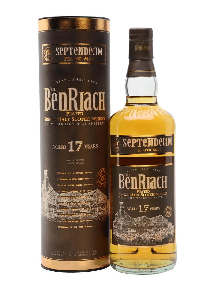 Benriach 17 Year Old / Septendecim