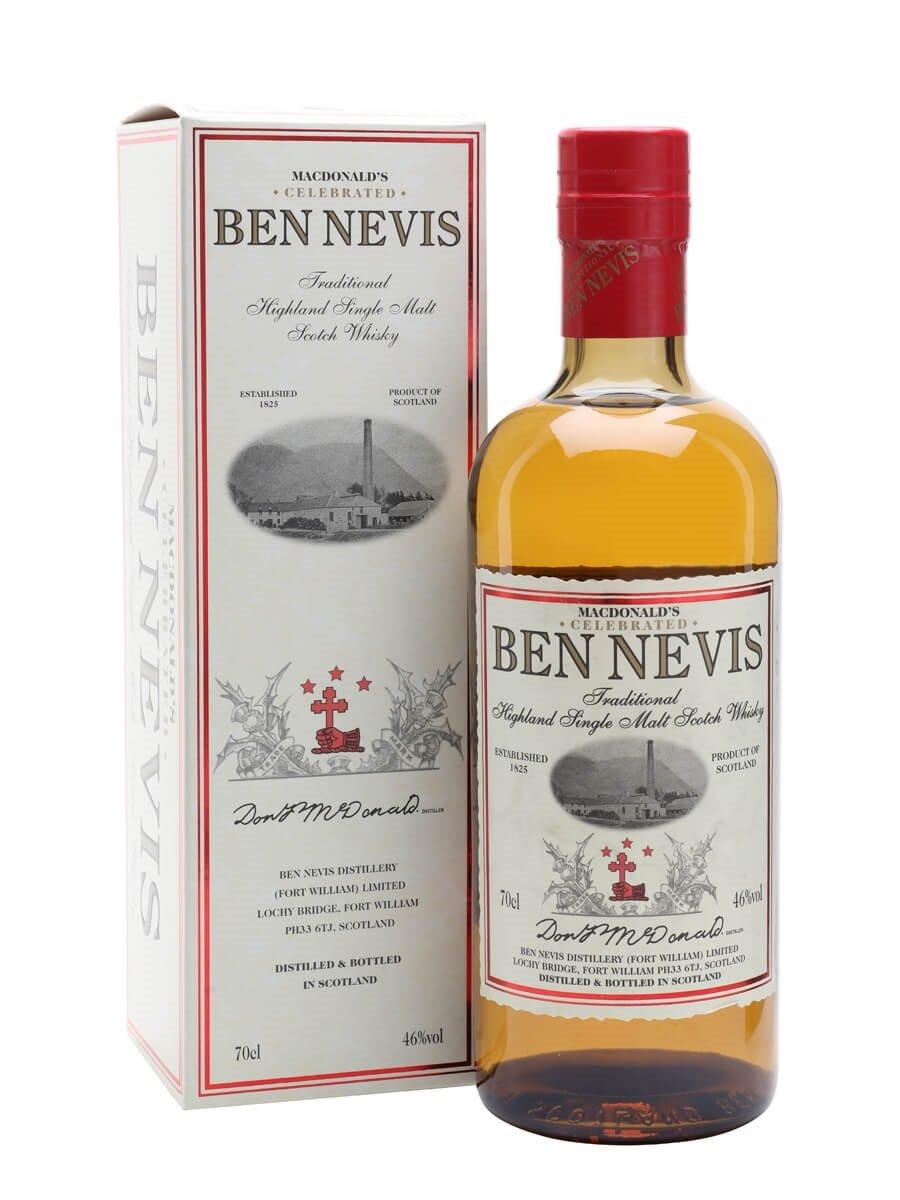 MacDonald's Traditional Ben Nevis
