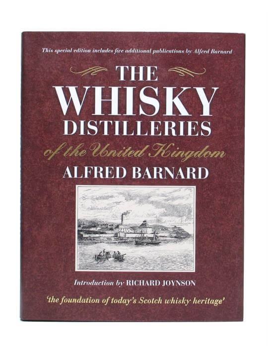 The Whisky Distilleries of the UK / 2008 Reprint