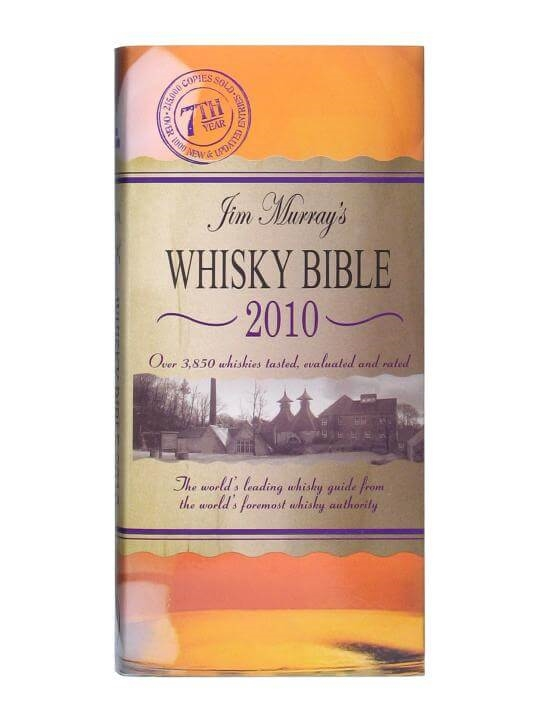 Jim Murray's Whisky Bible 2010