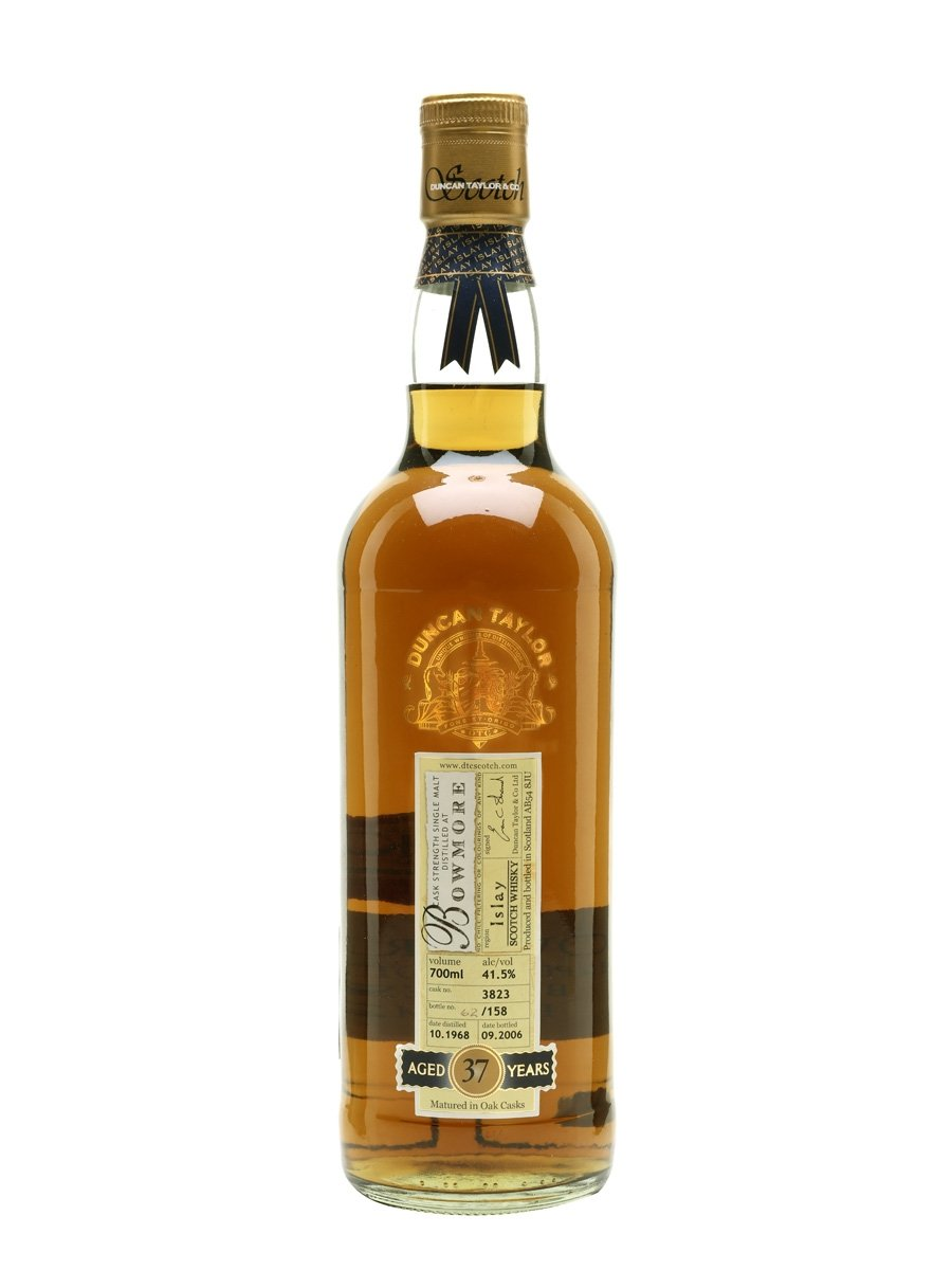 Bowmore 1968 / 37 Year Old / Cask #3823 / Duncan Taylor