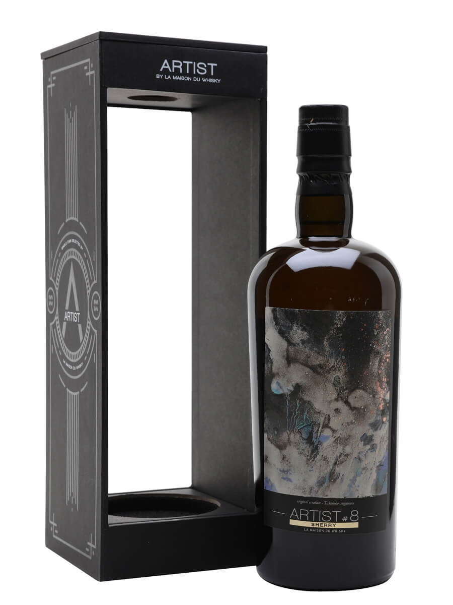 Bowmore 2001 / Over 15 Year Old /  Artist #8 / LMDW