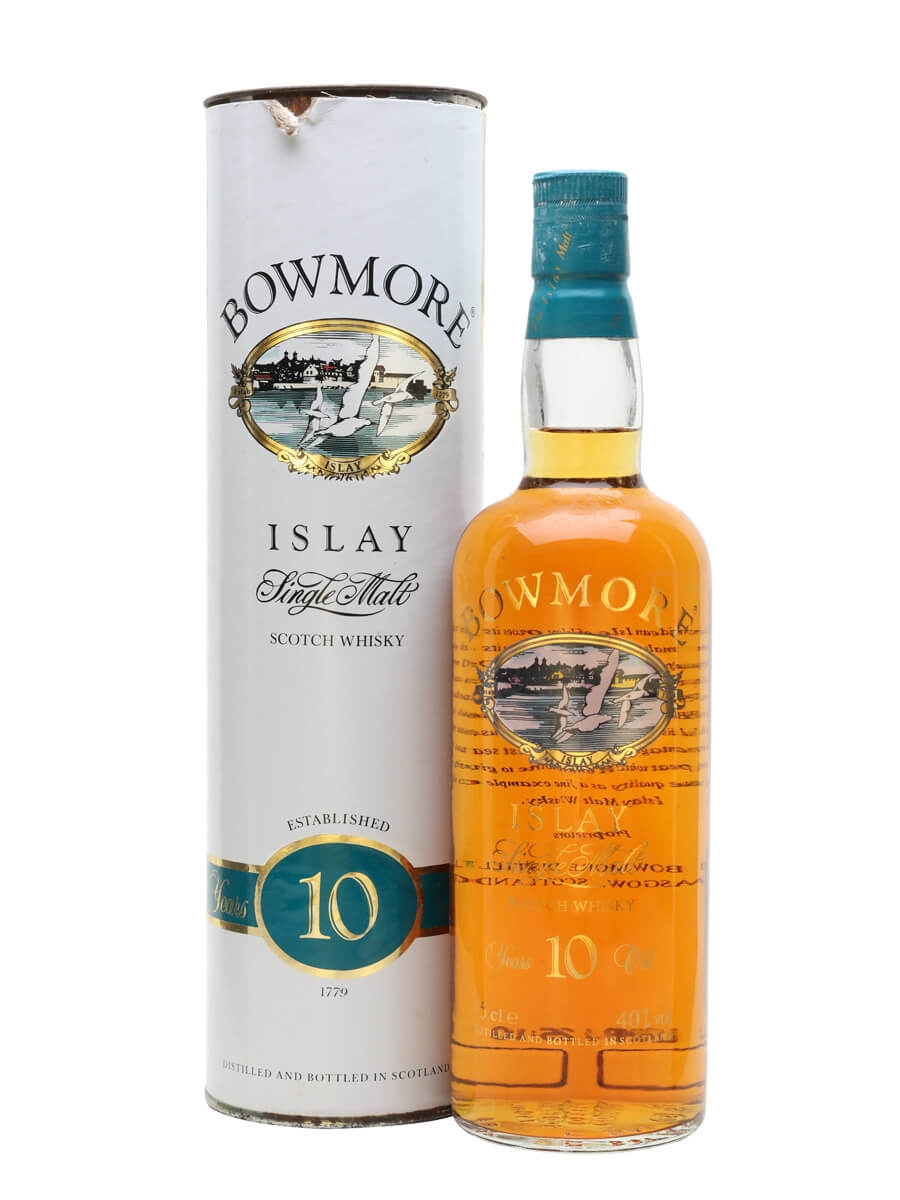 Bowmore 10 Year Old / Bot.1980s