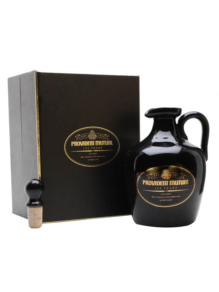Bowmore 10 Year Old / Provident Mutual 150 Years