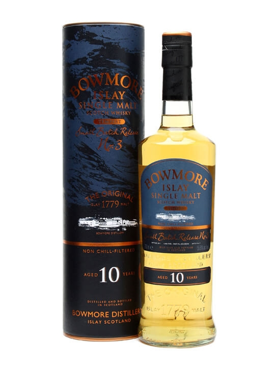 Bowmore Tempest / 10 Year Old / Batch 3