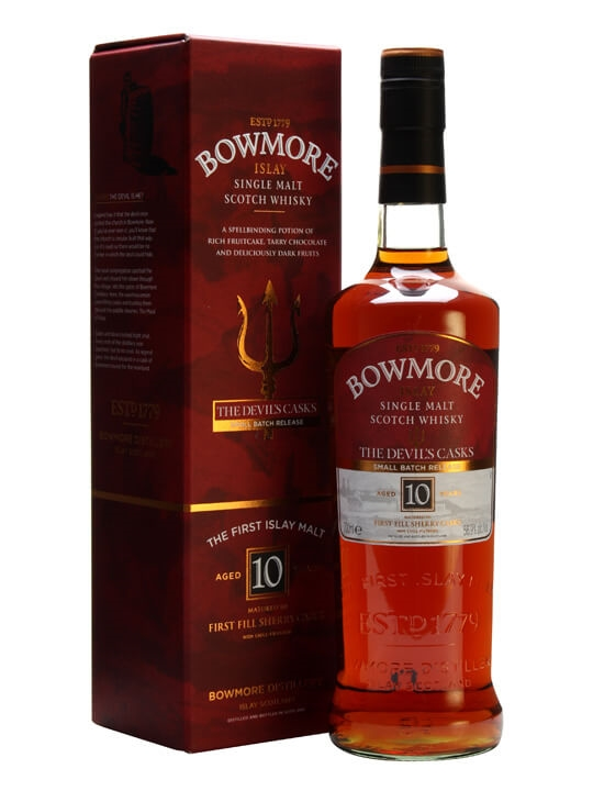 Bowmore 10 Year Old / The Devil's Casks / Batch 1