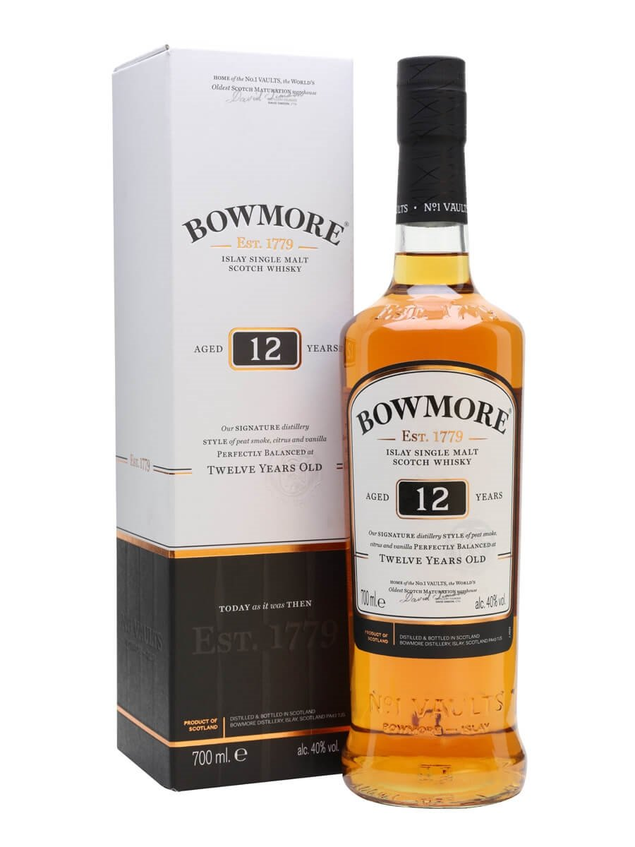 Review No.157. Bowmore 12 Year Old