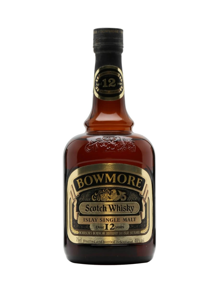 Bowmore 12 Year Old / Bot.1980s
