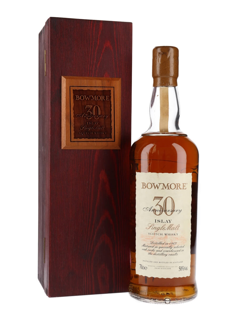 Bowmore 1963 / 30 Year Old / 30th Anniversary