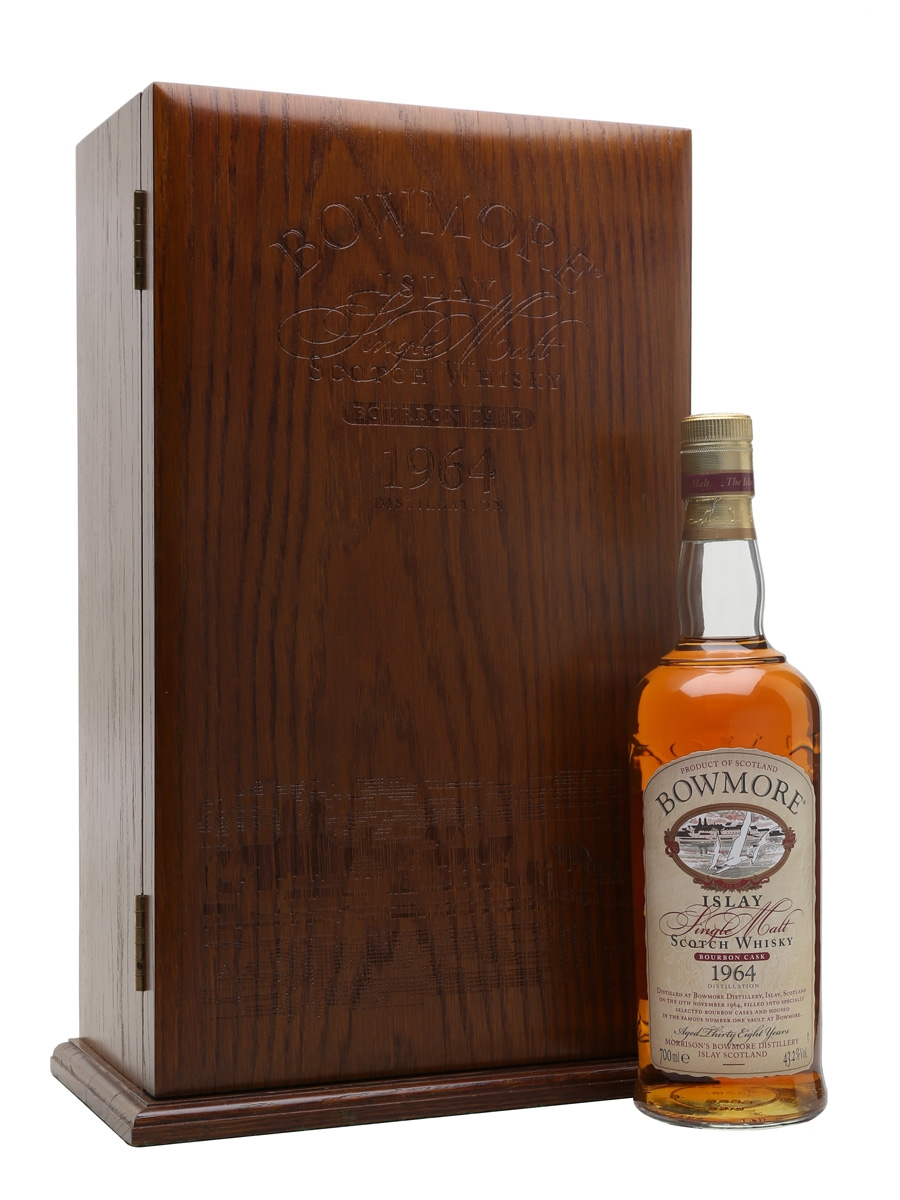 Bowmore 1964 / 38 Years Old / Bourbon Cask