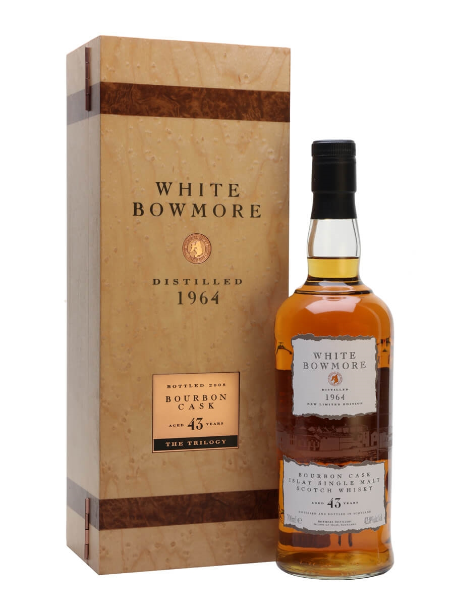 White Bowmore 1964 / 43 Year Old / The Trilogy