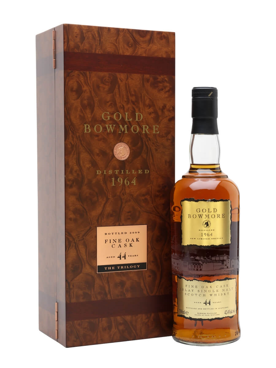 Gold Bowmore 1964 / 44 Year Old