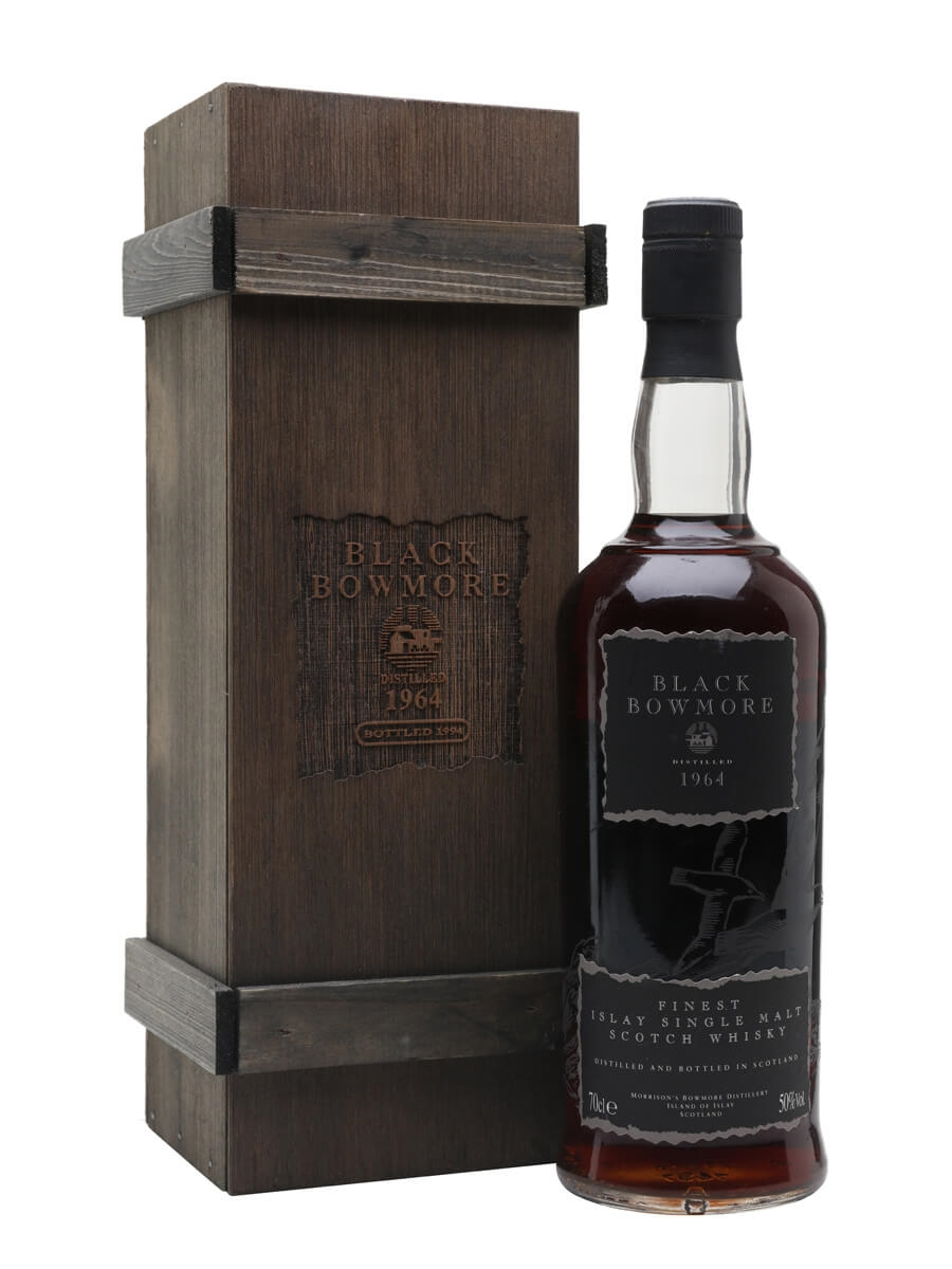 Black Bowmore 1964 / 30 Year Old / 2nd Edition