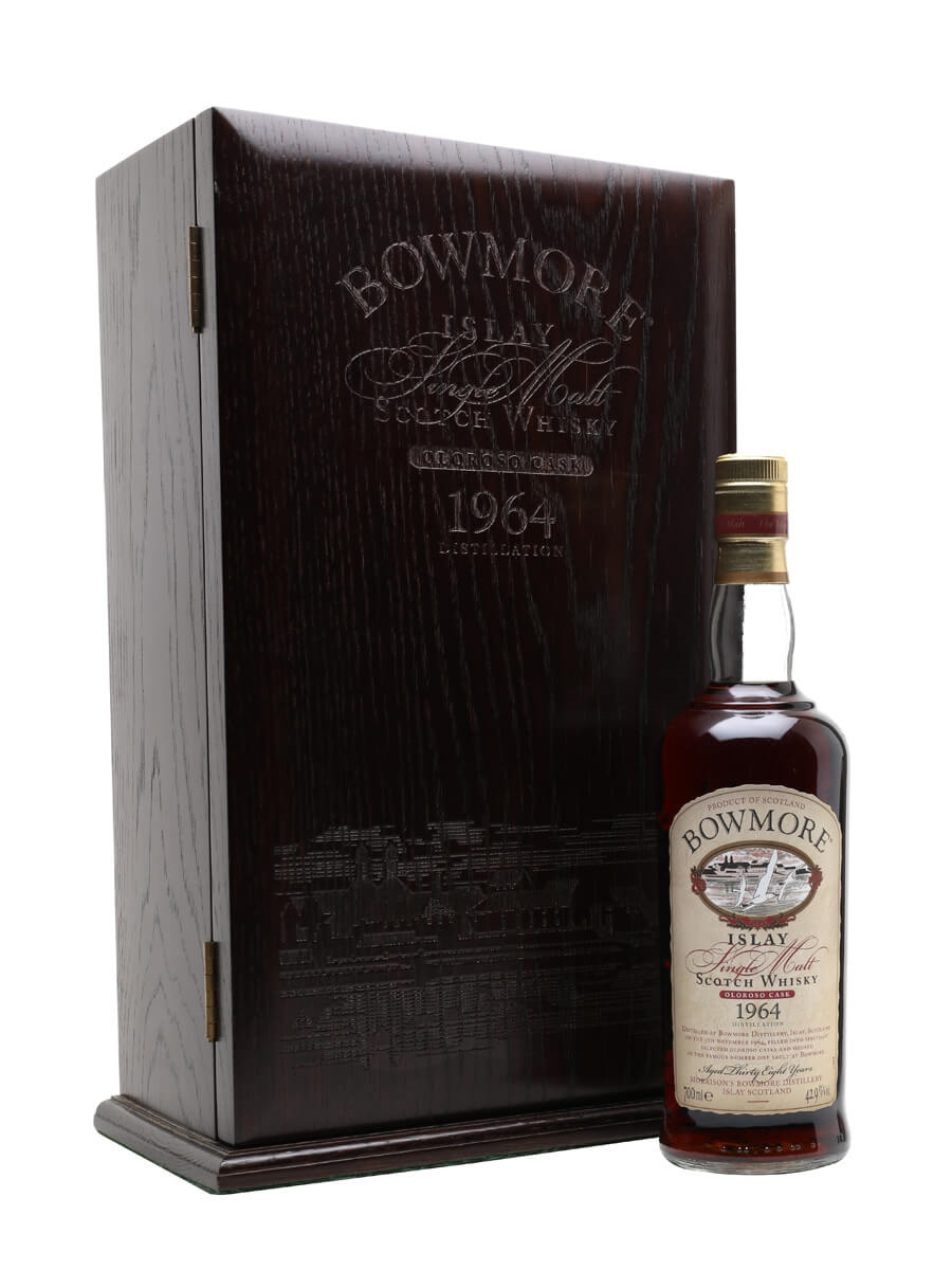 Bowmore 1964 / 38 Year Old / Oloroso Sherry Cask