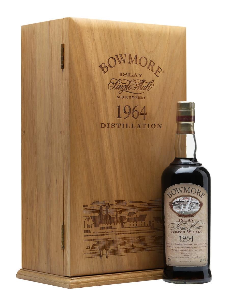 Bowmore 1964 / 35 Year Old / Oddbins / Sherry Cask