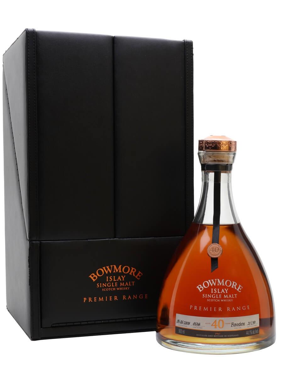 Bowmore 1967 / 40 Year Old / Bourbon Cask #4538 / Premier Range