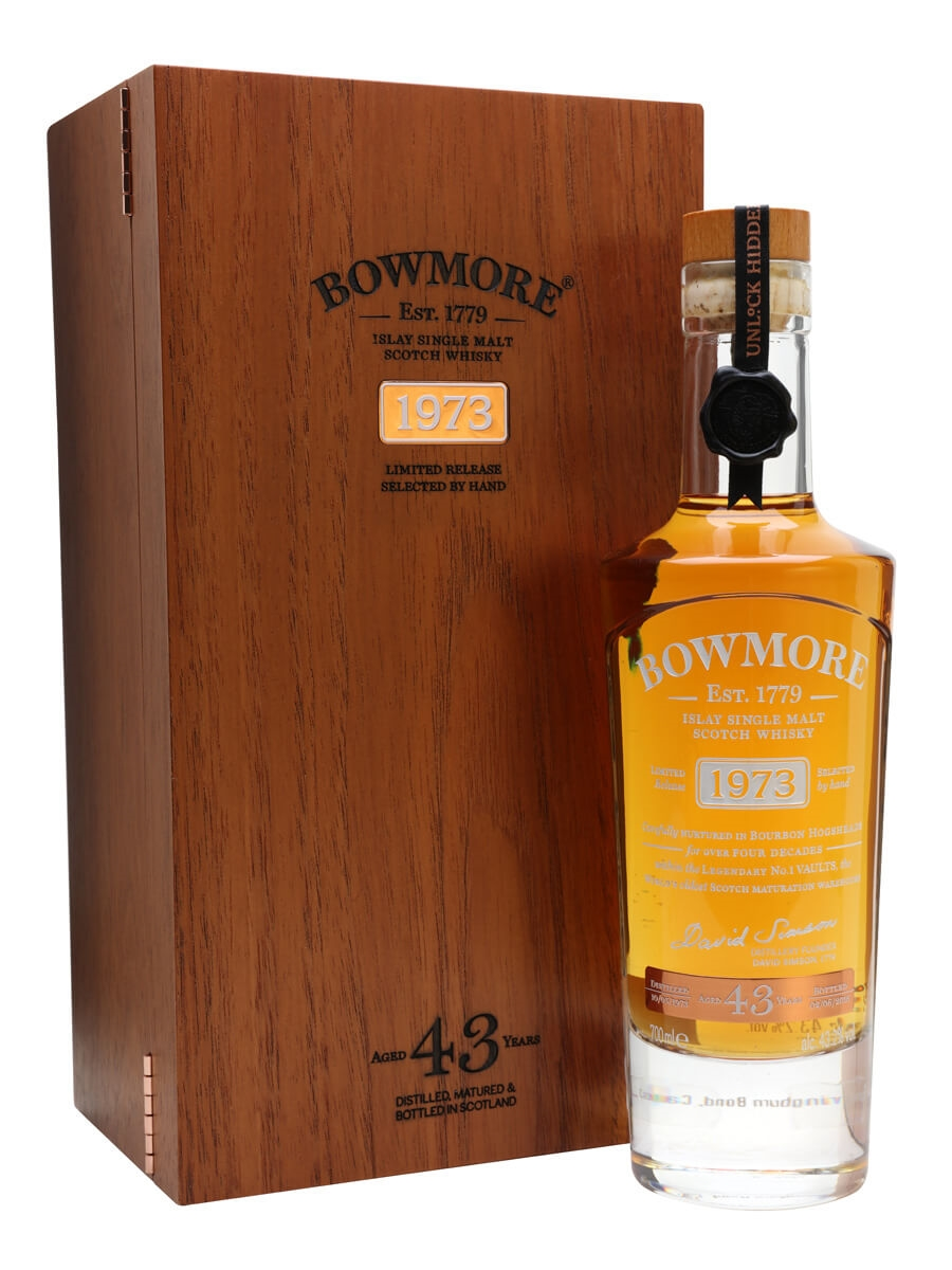 Bowmore 1973 / 43 Year Old