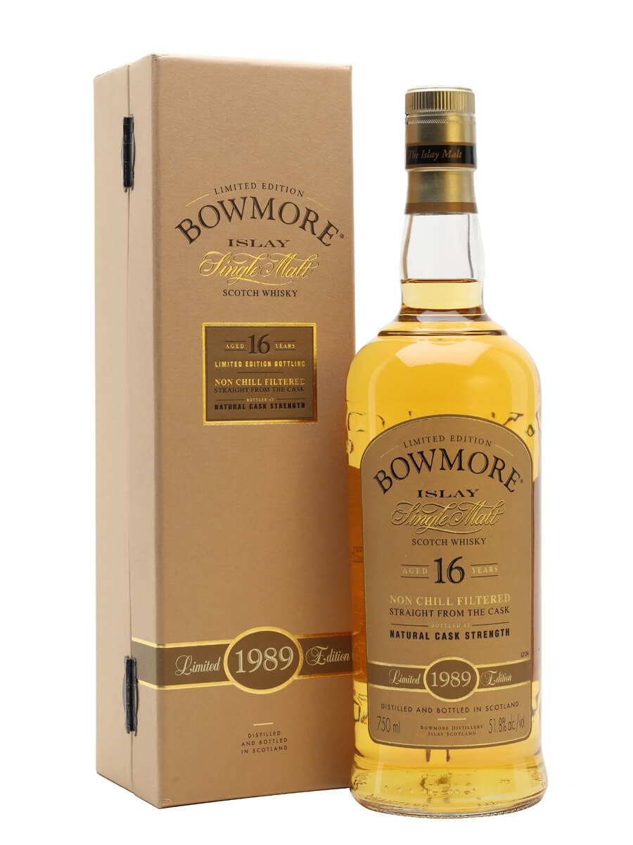 Bowmore 1989 / 16 Year Old / Bourbon Cask