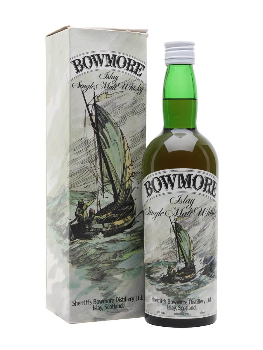 Bowmore Ship Label / Bot.1960s