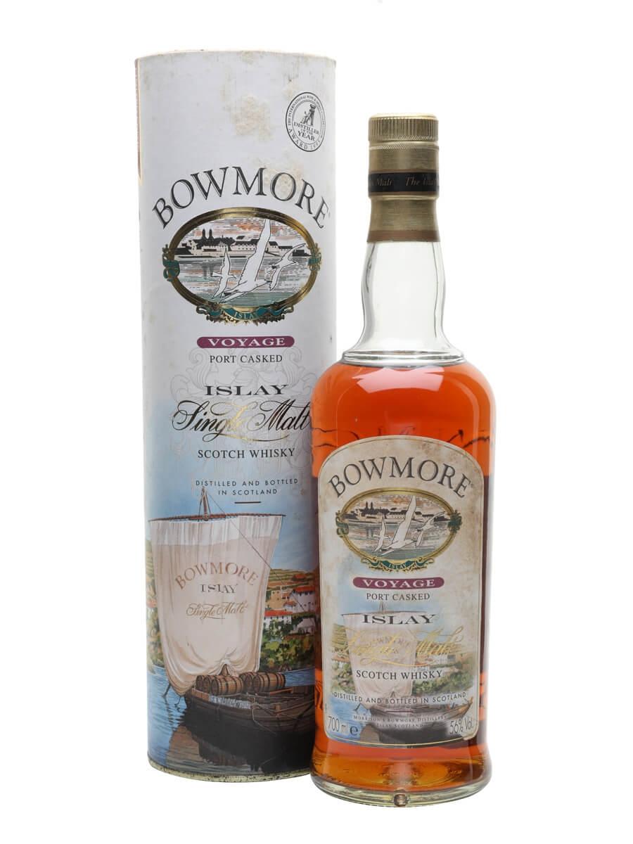 Bowmore Voyage / Port Wood Finish