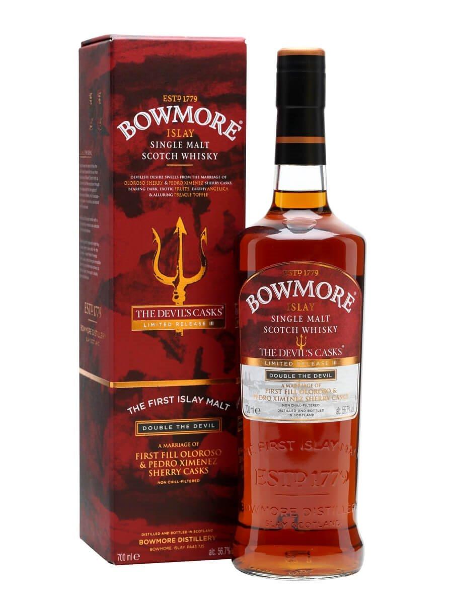 Bowmore The Devil's Casks III / Double The Devil