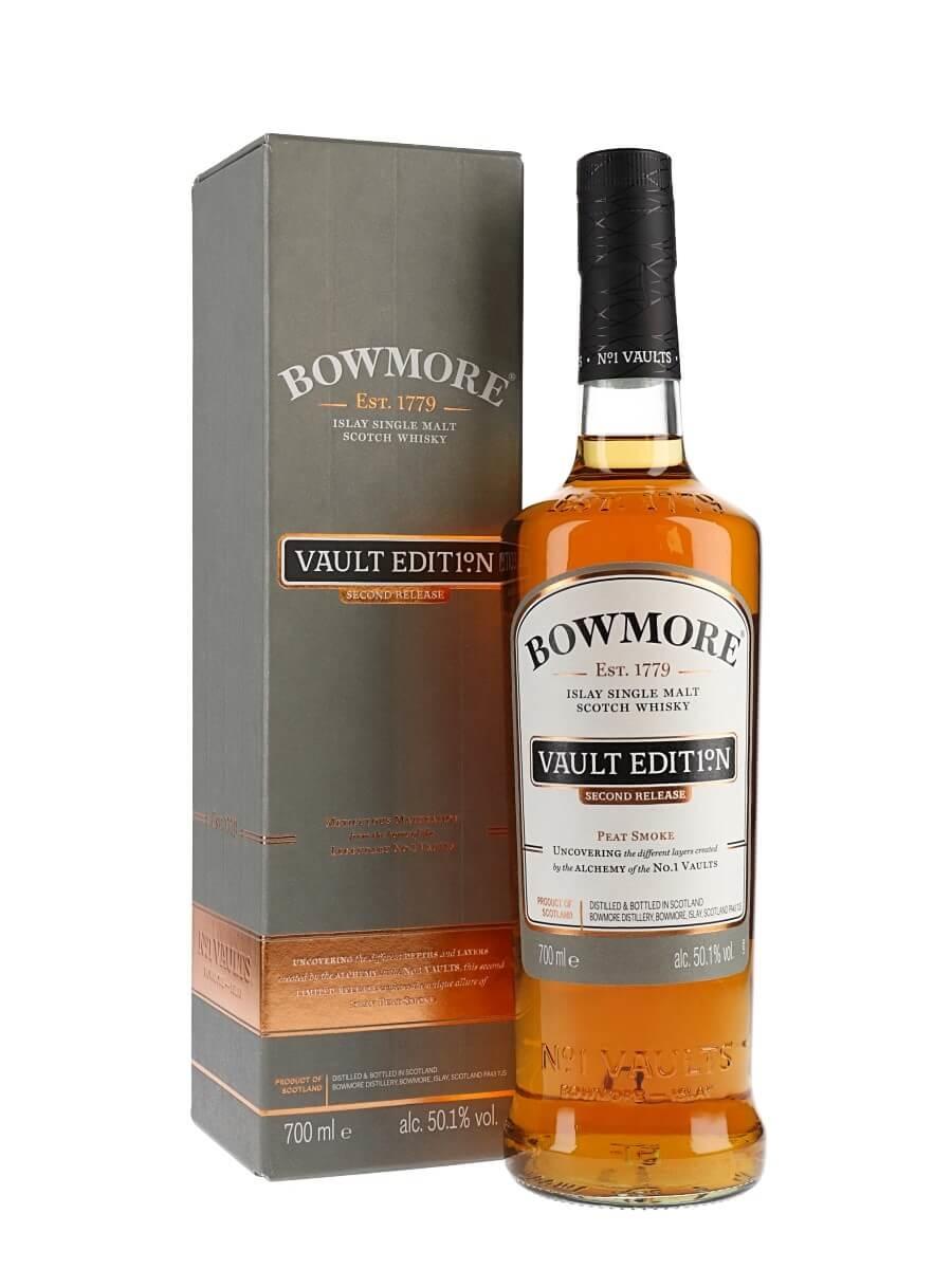 Bowmore Vault Edition 2 / Peat Smoke