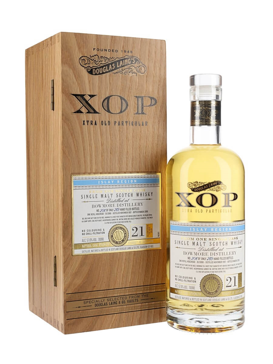 Bowmore 1997  |  21 Year Old  |  Xtra Old Particular