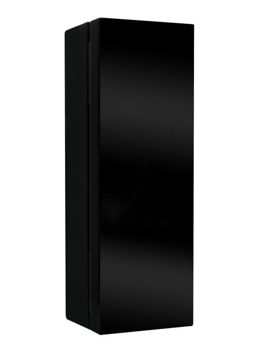 Plain Black Lacquered Luxury Gift Box