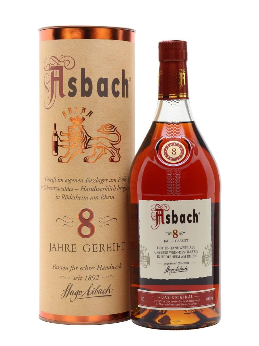 Asbach 8 Year Old Brandy