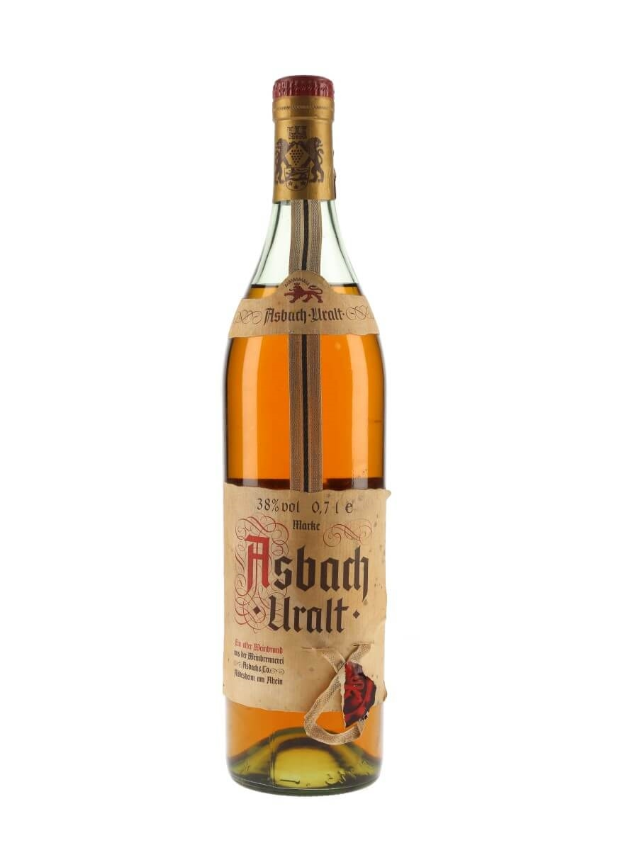 Asbach Uralt Brandy / Bot.1960s