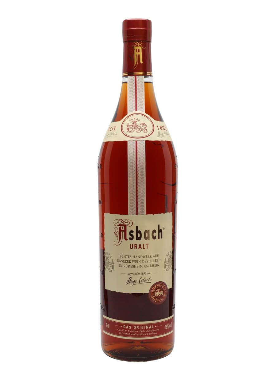 Asbach Uralt Brandy / Large Bottle