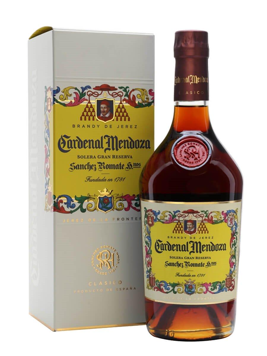 Cardenal Mendoza Brandy / Solera Gran Reserva
