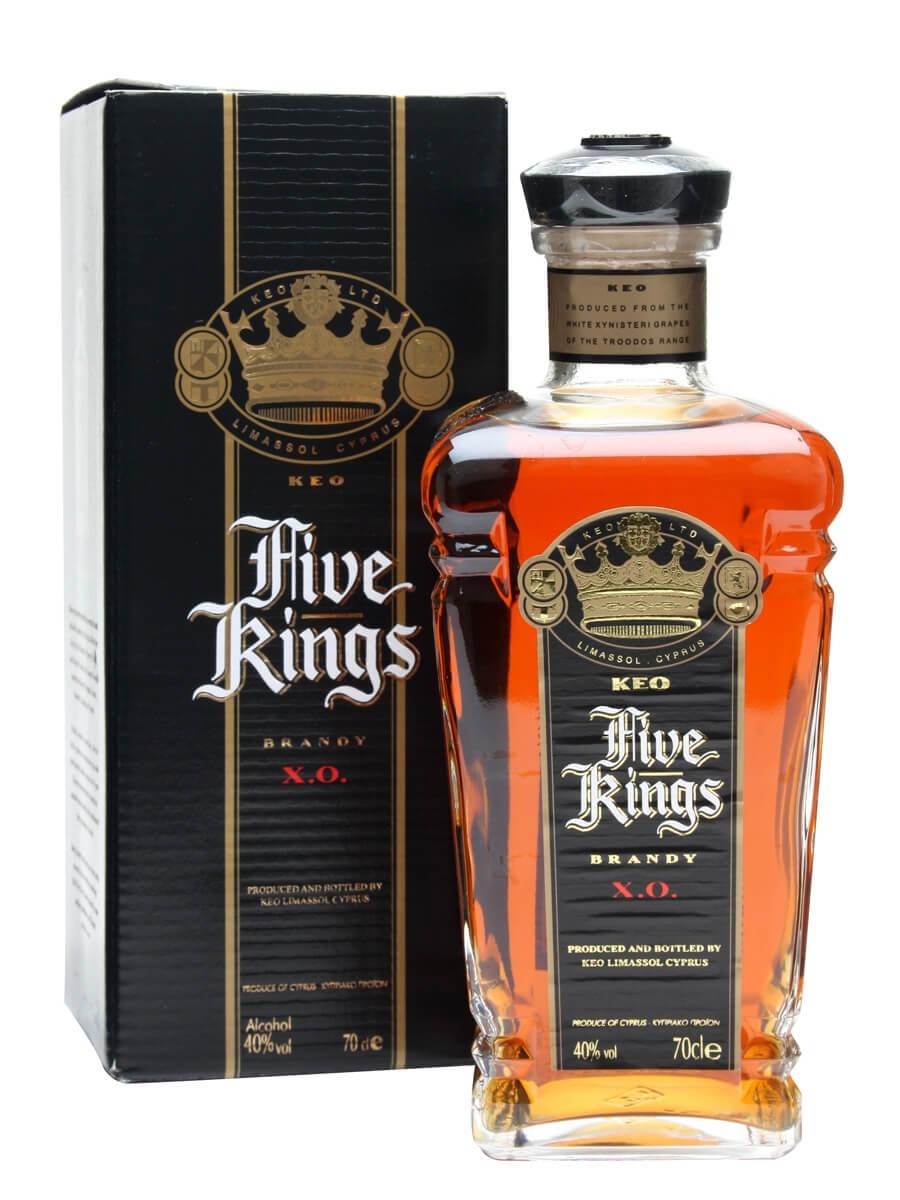 Keo Five Kings Brandy