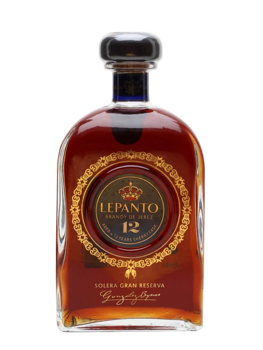 Lepanto Solera Gran Reserva 12 year Old / Brandy de Jerez