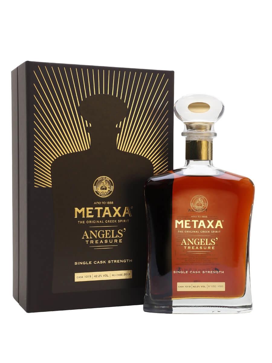 Metaxa Angels' Treasure / Single Cask Strength