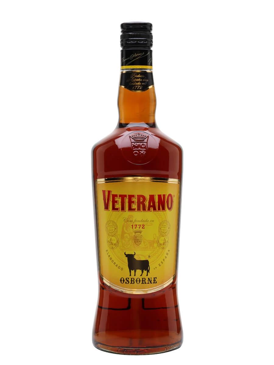 Osborne Veterano Brandy The Whisky Exchange